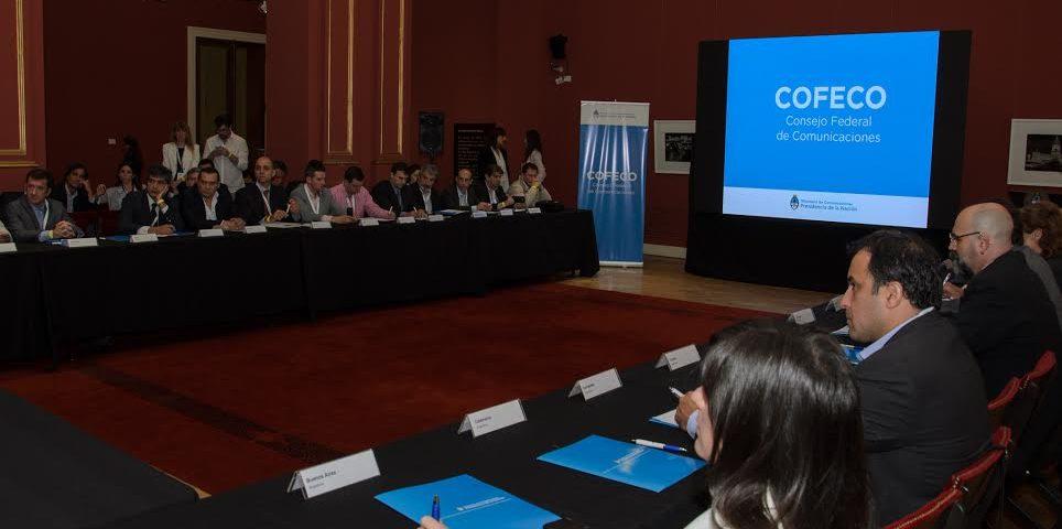 Primera reunión por el Consejo Federal de Comunicaciones