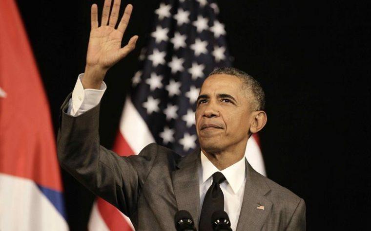 El último discurso de Obama será transmitido en video 360