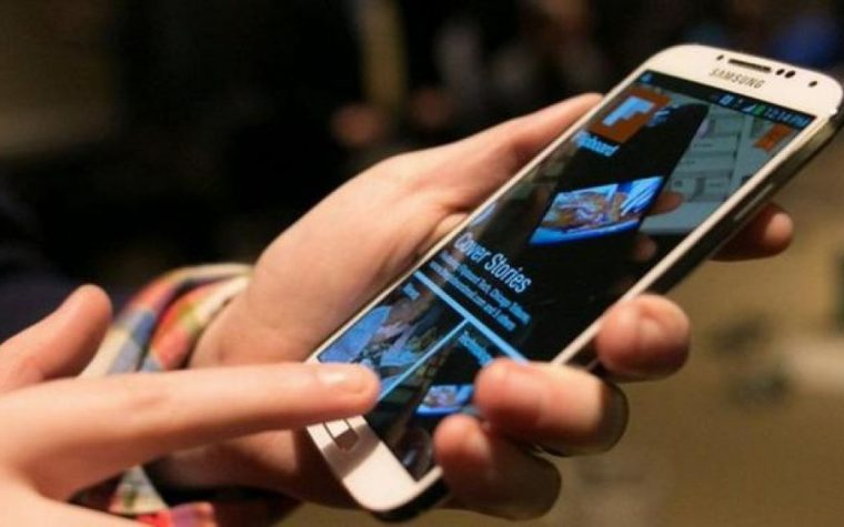 Aumenta un 12% la telefonía celular