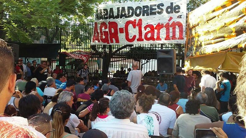 Preocupación de FOPEA por la invisibilización del conflicto de la planta de AGR-Clarín