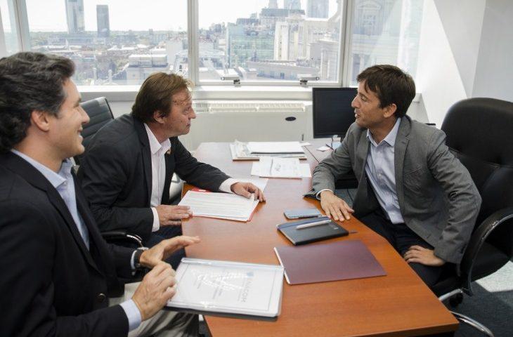 Empresas de telefonía celular realizarán obras por 100 millones de pesos en Paraná