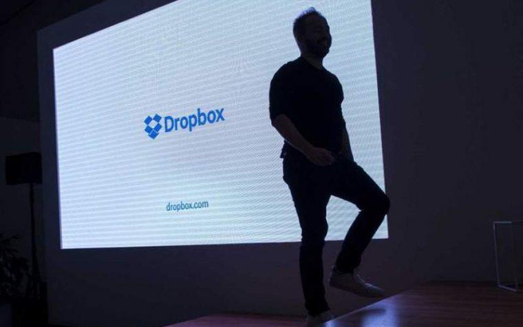 Dropbox se dedicará de lleno a usuarios corporativos