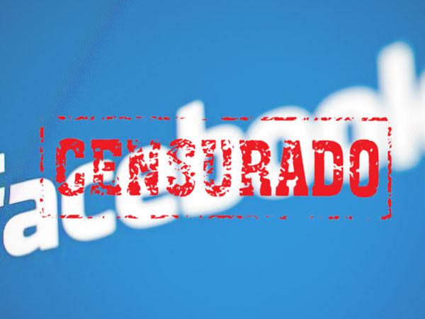 Facebook bloqueó una nota que convocaba al Tetazo