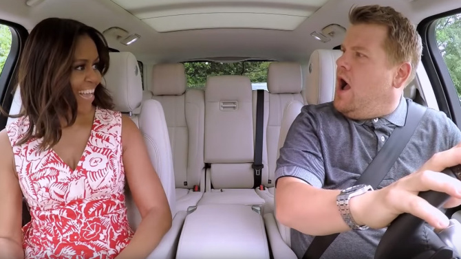 Apple lanza su primera serie exclusiva: Carpool Karaoke
