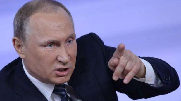 "El Kremlin exige disculpas a Fox por llamar ""asesino"" a Putin"