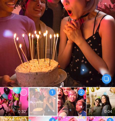 Instagram añade álbumes para hasta diez fotos y vídeos