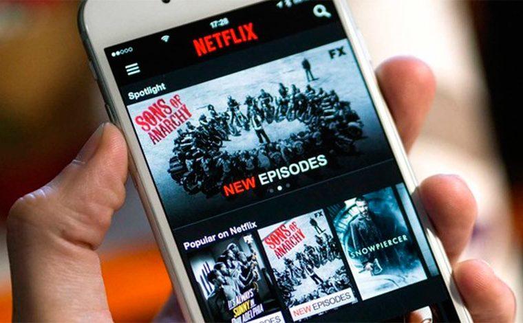 Netflix planea hacer contenidos para smartphones