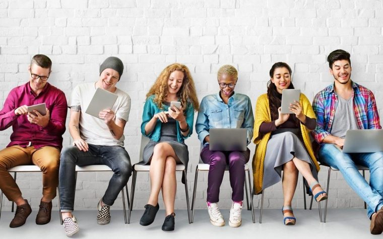 El 89% de los millennials se entera de los eventos a través de las redes sociales