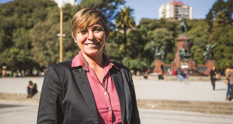 """Olga Cavalli sobre la brecha digital de género: """"Hay que pasar de lo declarativo a la acción"""""""