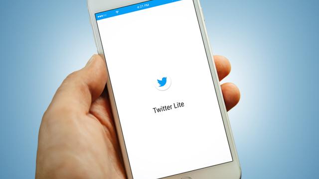 Twitter lanzó plataforma que minimiza el uso de datos móviles