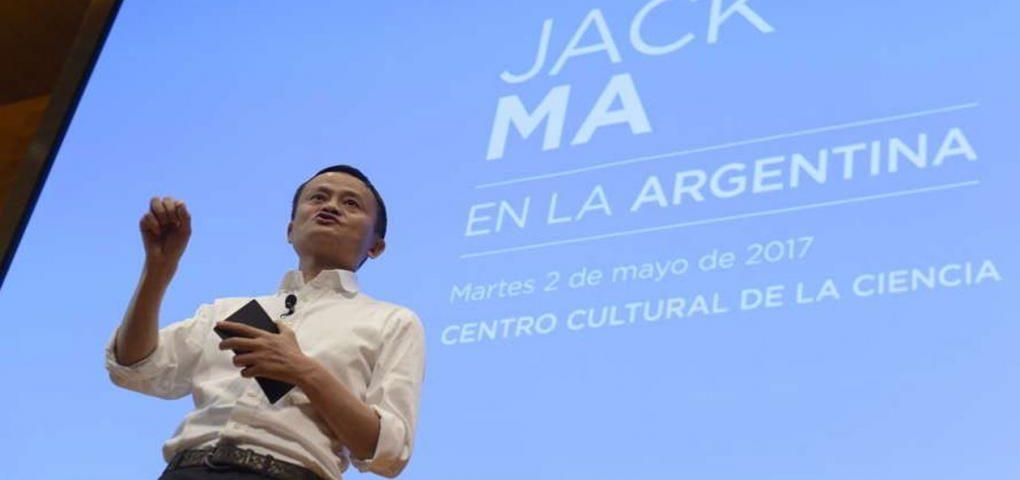 El dueño de Alibaba criticó el costo y la velocidad de Internet en Argentina