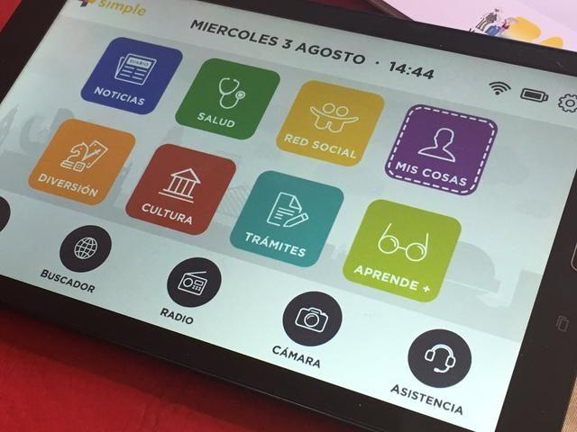 Llevarán el programa para inclusión digital de adultos mayores a Tucumán