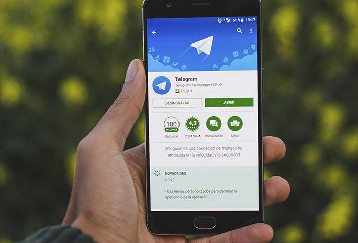 Telegram: llegan los videomensajes, los pagos online y la vista rápida de artículos