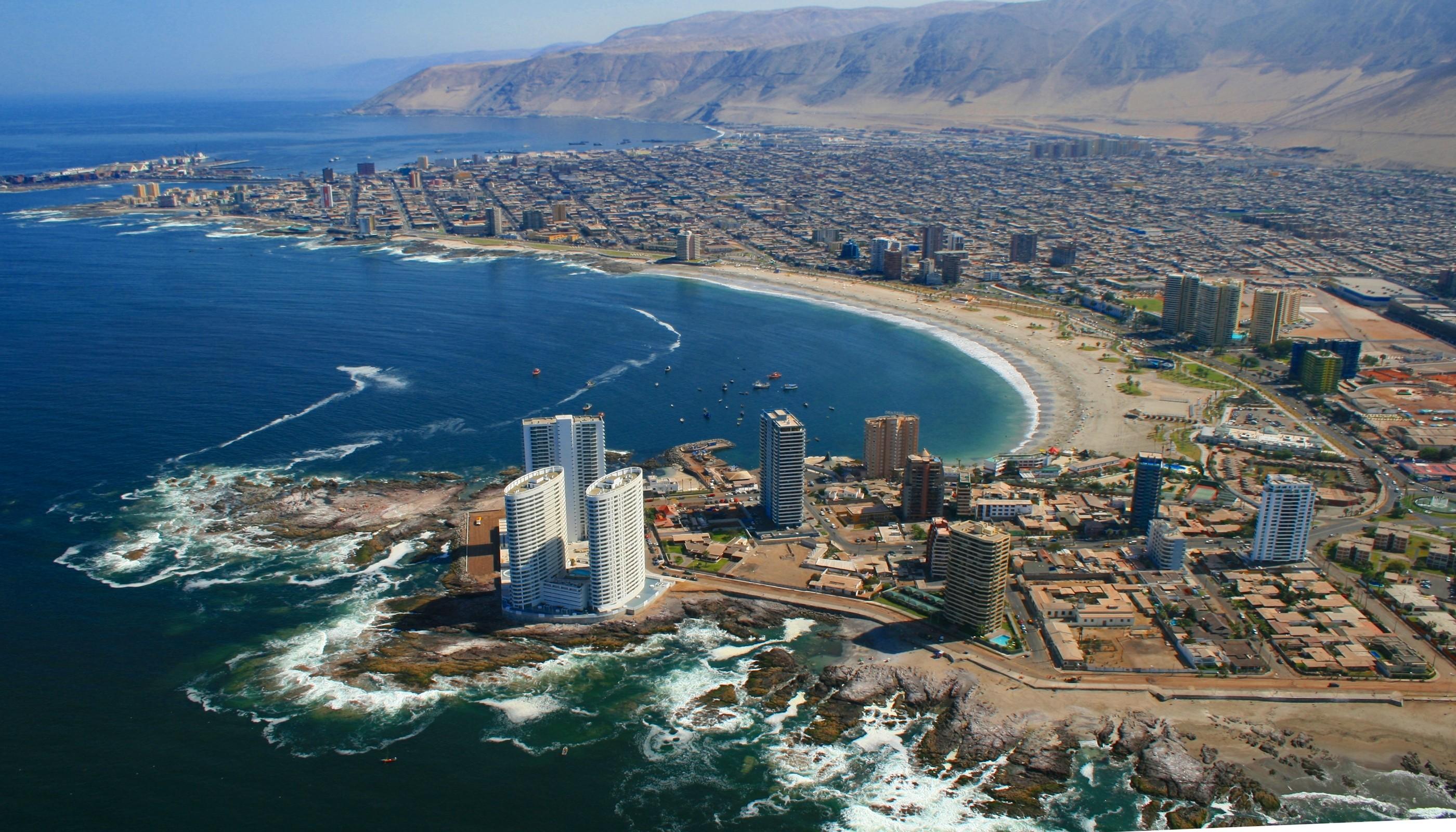 Agosto, el mes elegido por los terremotos en chile