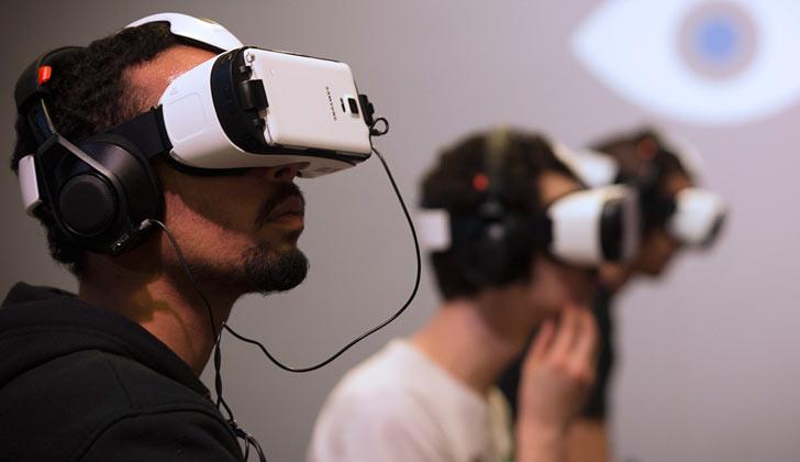 La realidad virtual llega a los juegos olímpicos