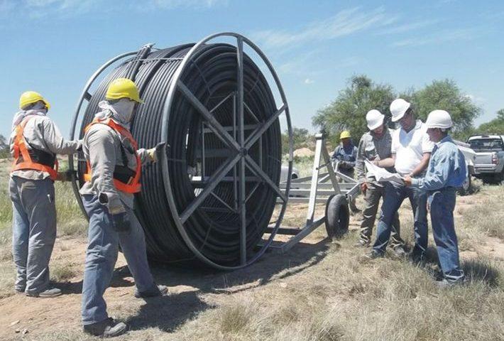Operadores de Internet de Tierra del Fuego podrán conectarse a la red de fibra óptica de Arsat