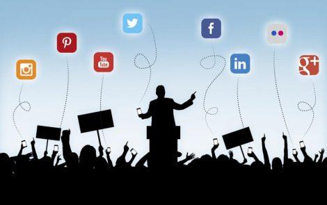 Big Data permite reconocer la afinidad de los usuarios de redes sociales con los políticos