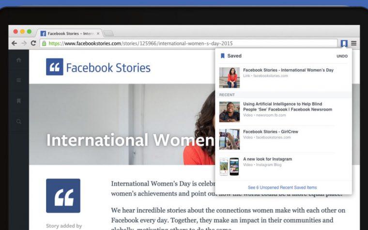Facebook llevará las stories a su versión web