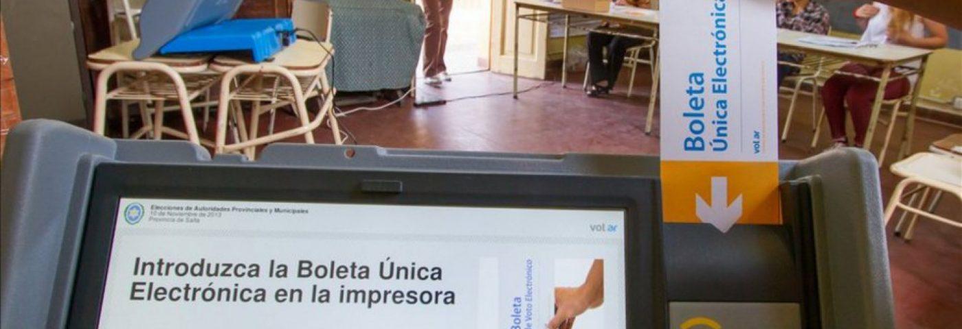 Confirman que el código filtrado fue el utilizado en la elección de Salta