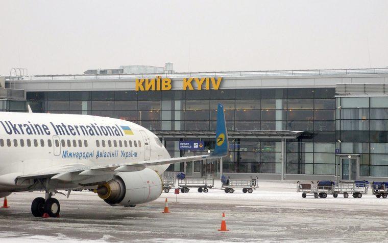 Ciberataque en Ucrania afecta aeropuertos y subte