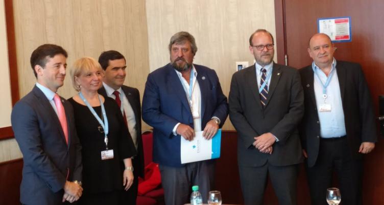 Internet Society y Enacom firmaron acuerdo para reducir la brecha digital