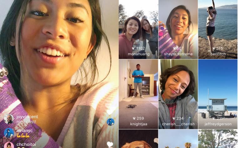 Instagram permite combinar las transmisiones en vivo de dos usuarios