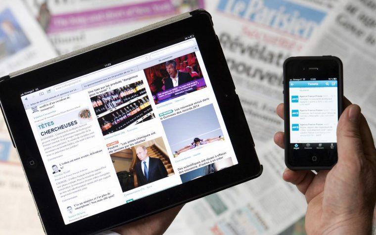 Las redes sociales son las segunda fuente de consumo de noticias en Argentina después de la TV