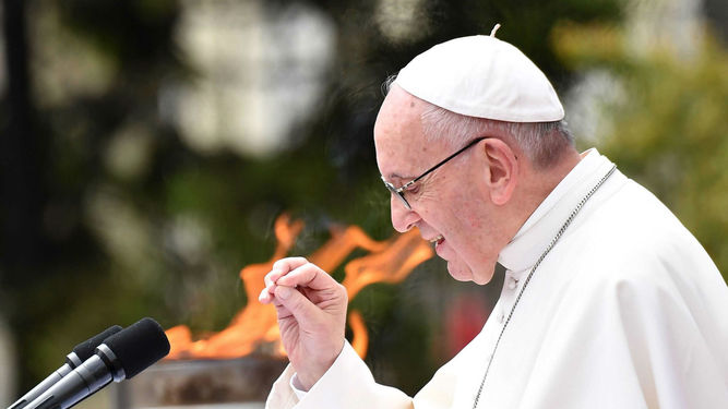 El Papa Francisco se suma a la lucha contra las noticias falsas