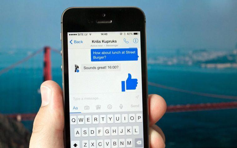 Messenger de Facebook duplica el número de videollamadas de 2016