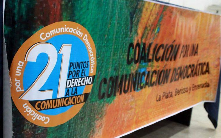 La Coalición por una Comunicación Democrática denuncia el mapa monopólico de las comunicaciones en Argentina