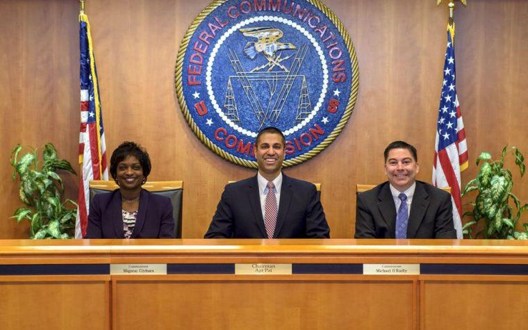 Por tres votos a dos, Estados Unidos terminó con la neutralidad de la red