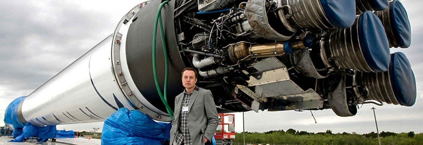 Starlink: Elon Musk busca construir su propia red de internet
